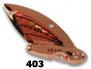 Cicada Blade Bait Copper/Orange (Runner Reef)