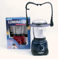 Dorcy 4 D INVERTIBLE LANTERN