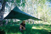 Crazy Creek BA Tarp Lite Green
