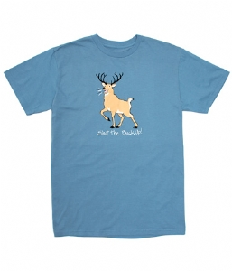 Shut the Buck Up! Organic Tee