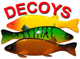 Lakco Easy Drop Spearing Decoys
