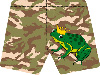 Magic Boxer Shorts-Frog Prince