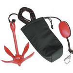 Canoe Anchor with Bag