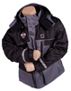 Striker Ice Hardwater Jacket Floating -  Black/Grey