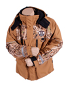Striker Brand Ice Clothing Ice Climate Jacket  Camo