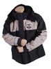 Striker Brand Ice Clothing Ice Climate Jacket Black/Gray - Ely MN