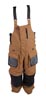 Striker Brand Ice Clothing Ice Climate Bib Tan