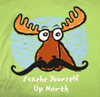 Stache Yourself Up North Youth T-Shirt