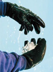 Ice Armor Fishing Gloves