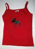 Hatley Moose on Red Tank Top