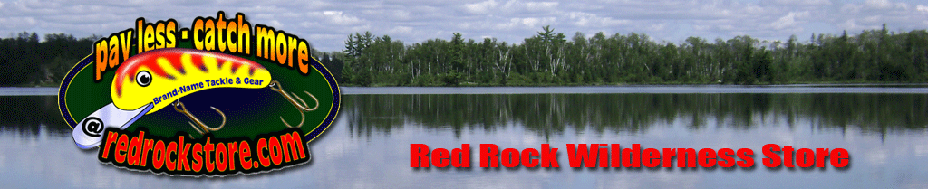 Red Rock's Online Catalog